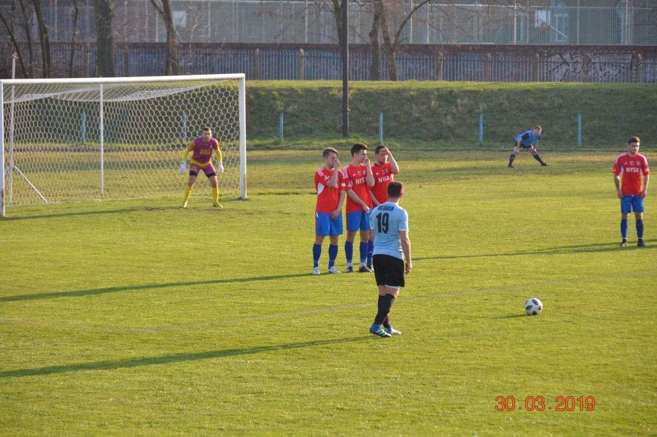 Polonia Nysa - MKS Gogolin 0:1