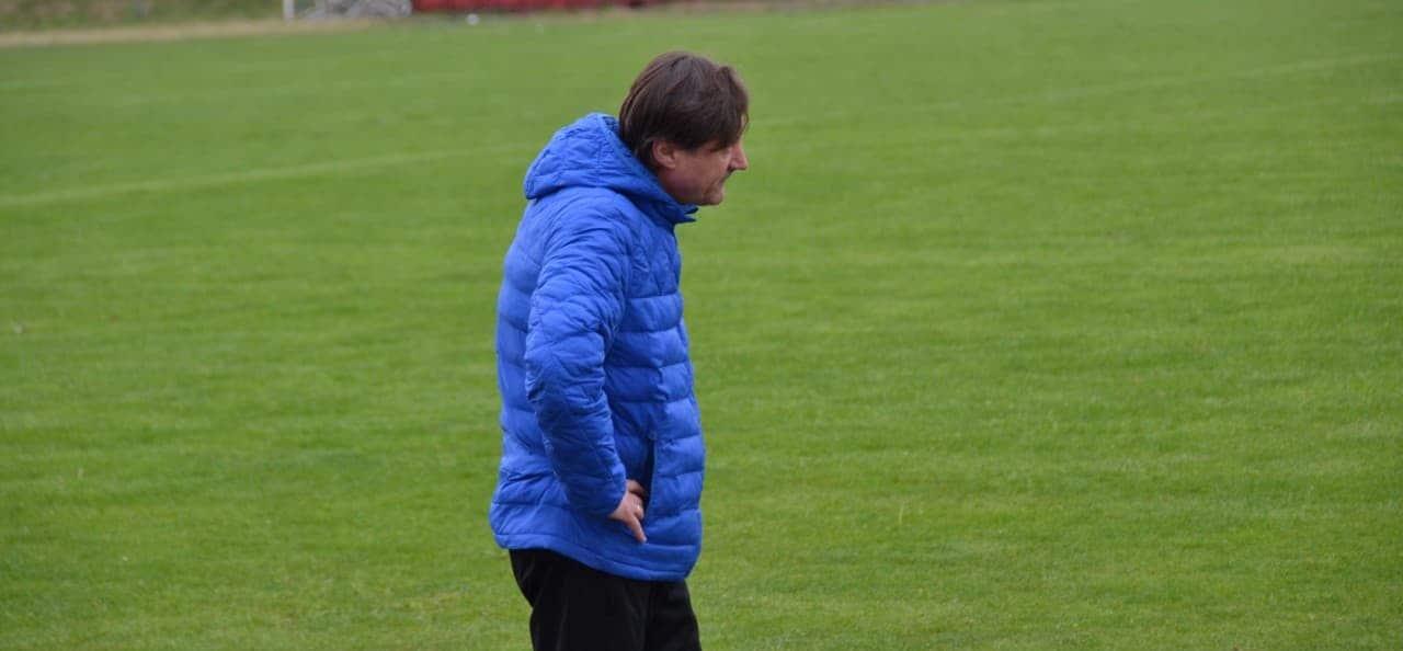 Zmiana na stanowisku trenera drużyny seniorów