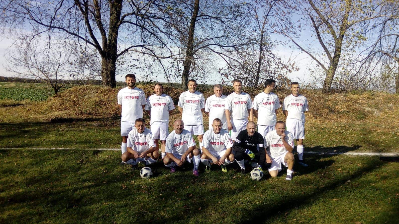 Wysokie zwycięstwo II drużyny w Kamienicy Nyskiej