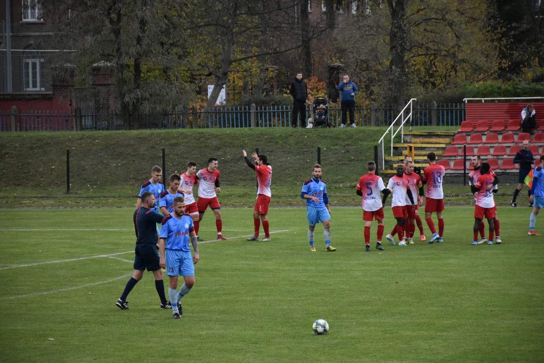 Polonia Nysa - OKS Olesno 2:0