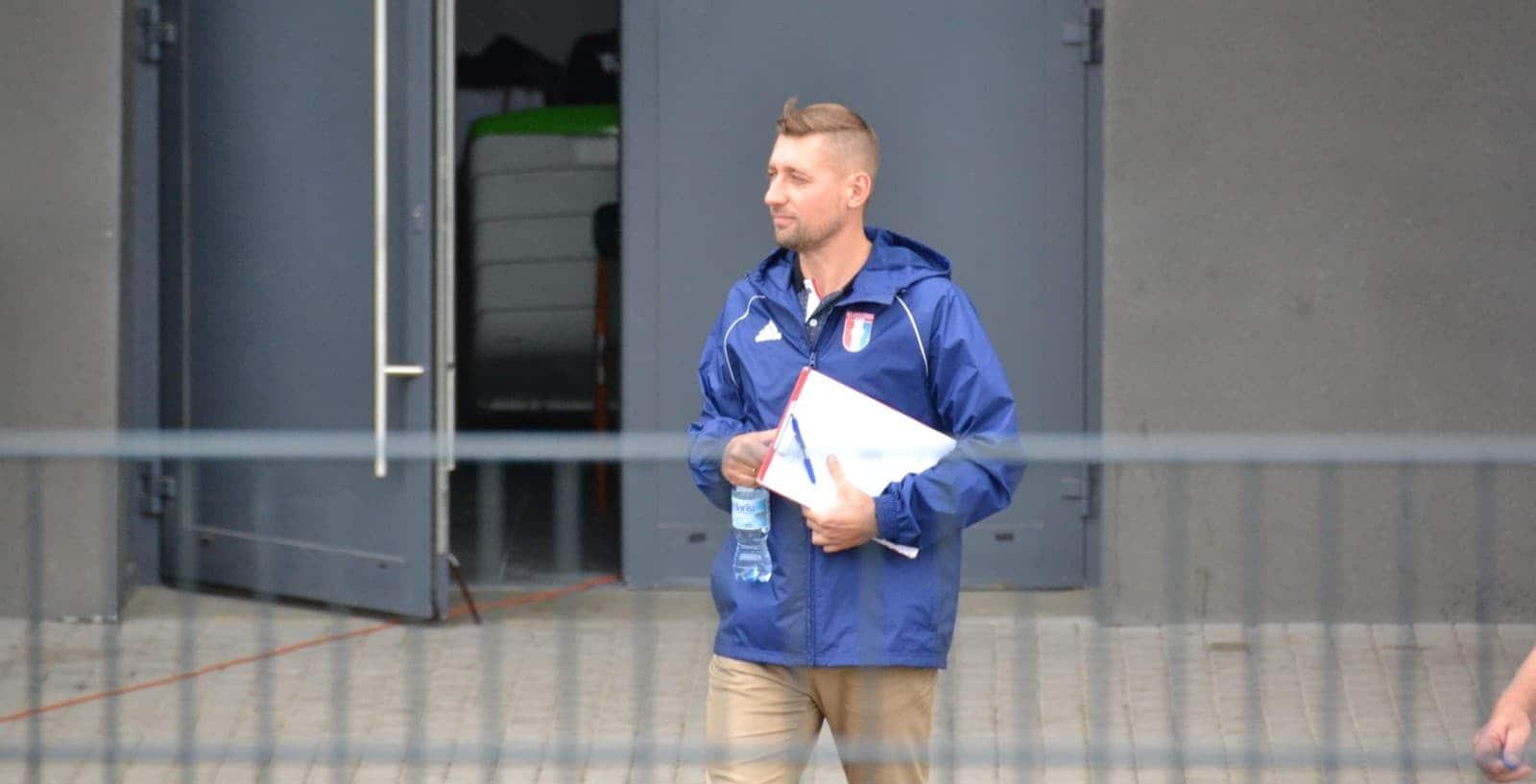 Arkadiusz Bator w wywiadzie dla Piłki Opolskiej