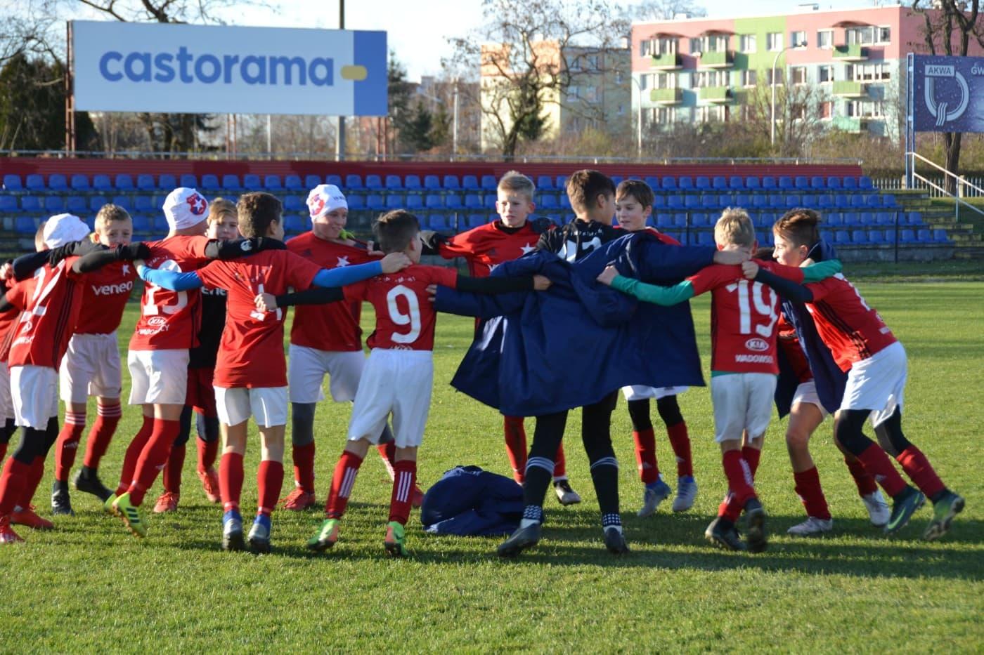 Wisła Kraków zwycięzcą Polonia Super Cup