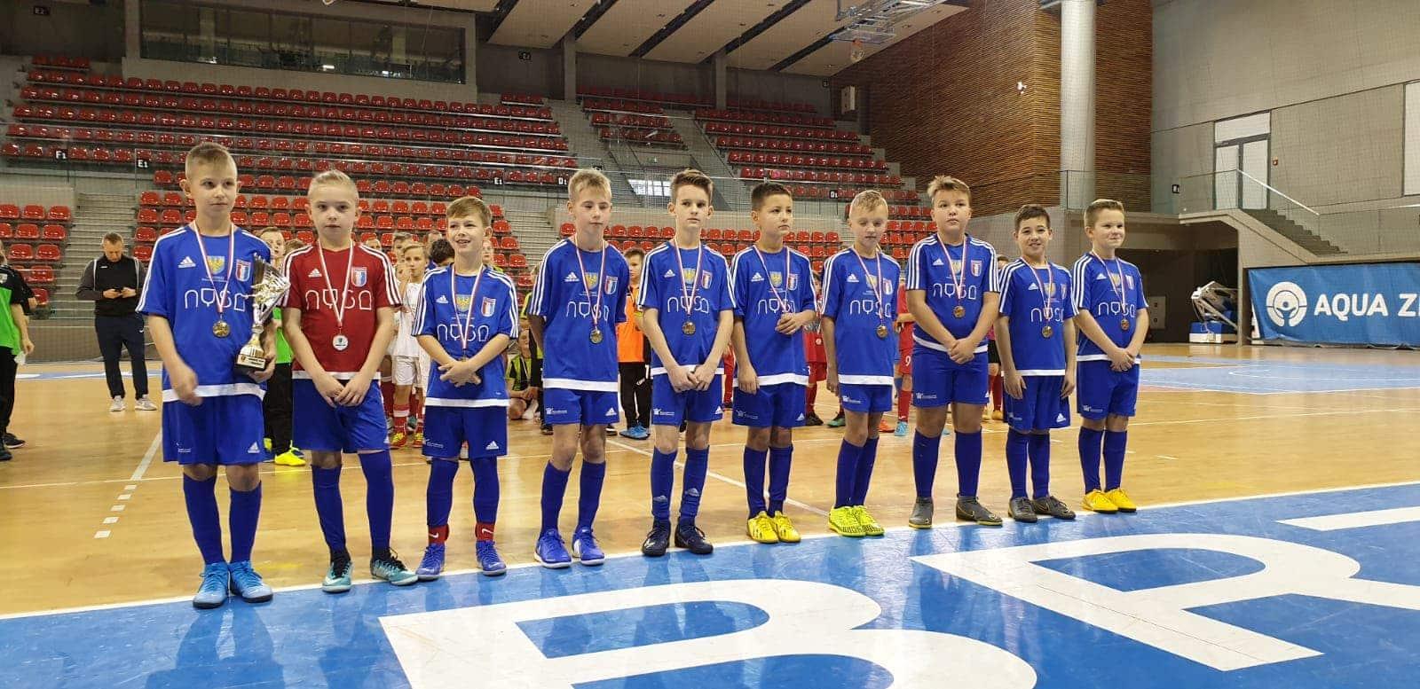 Orlik I wygrywa turniej Górnik Cup w Wałbrzychu
