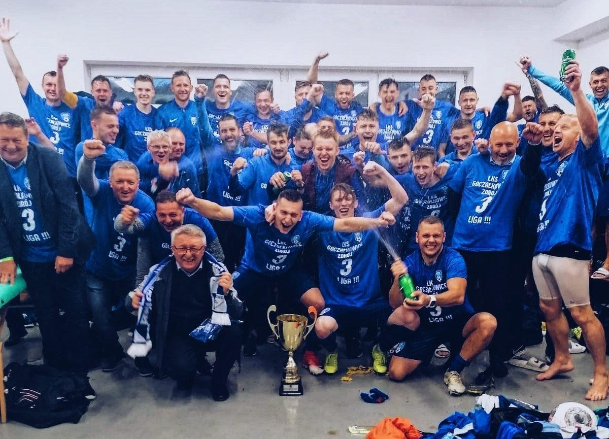 LKS Goczałkowice-Zdrój uzupełnia stawkę III ligi
