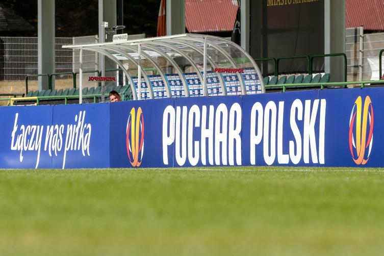 Mecz Pucharu Polski z Górnikiem Łęczna 2 września
