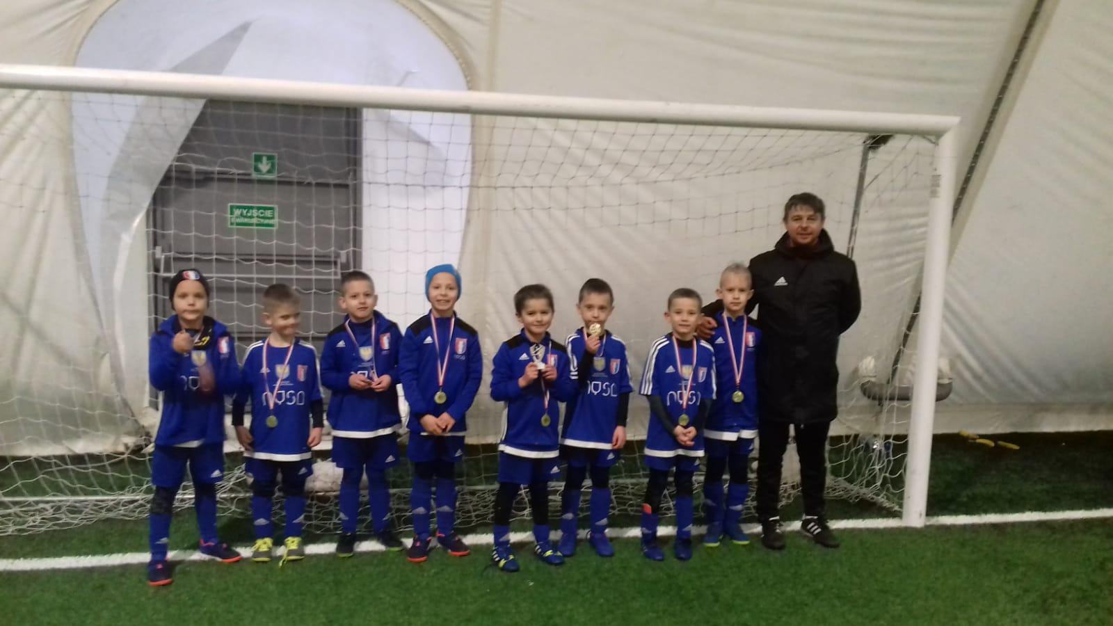 8 miejsce Żaka Młodszego w turnieju Mane Cup