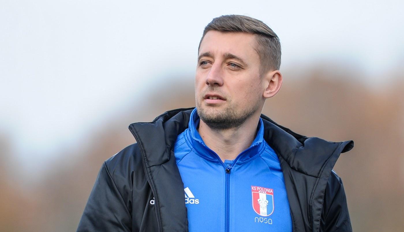 Trener Arkadiusz Bator odchodzi z Polonii