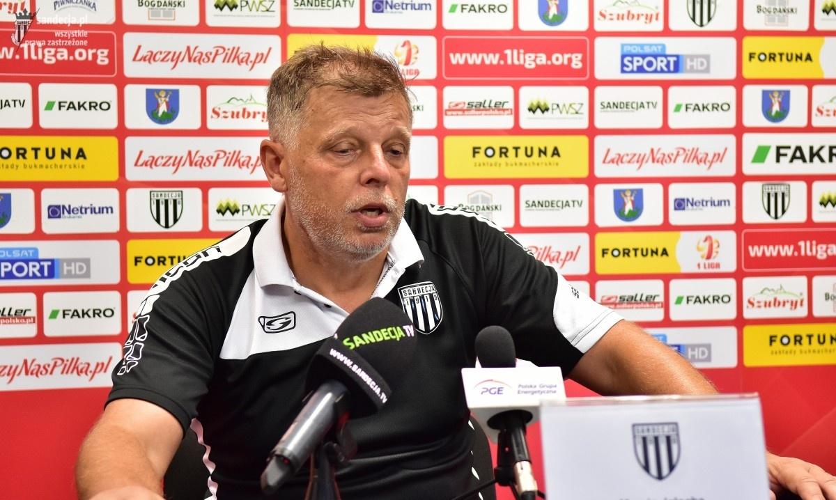 Marcin Jałocha nowym trenerem pierwszej drużyny Polonii
