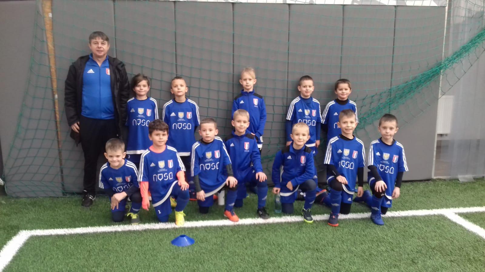 Żak Młodszy w turnieju Giganci Futbolu