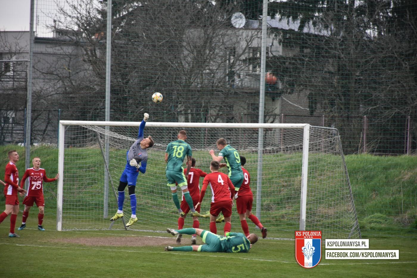 W Legnicy bez bramek. Miedź II – Polonia 0:0