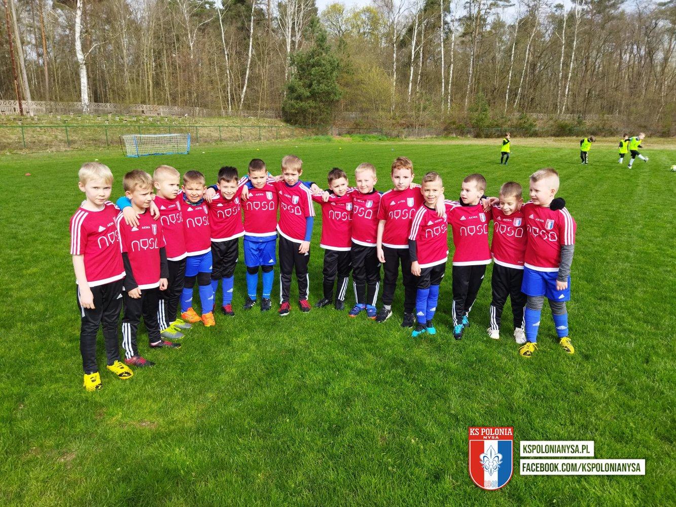 Najmłodsze drużyny Akademii zagrały w turniejach BNP [Foto]