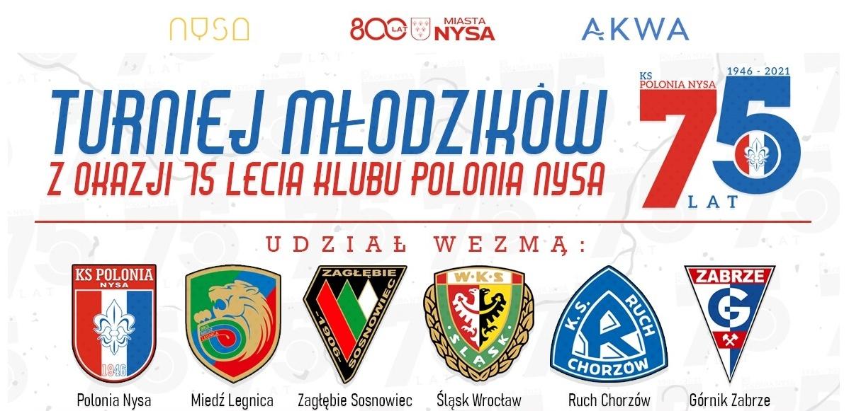 Turniej Młodzików z okazji 75-lecia klubu