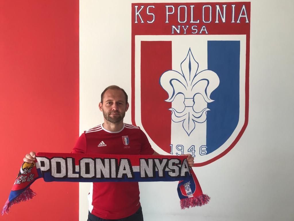 Łukasz Czajka trenerem Polonii!