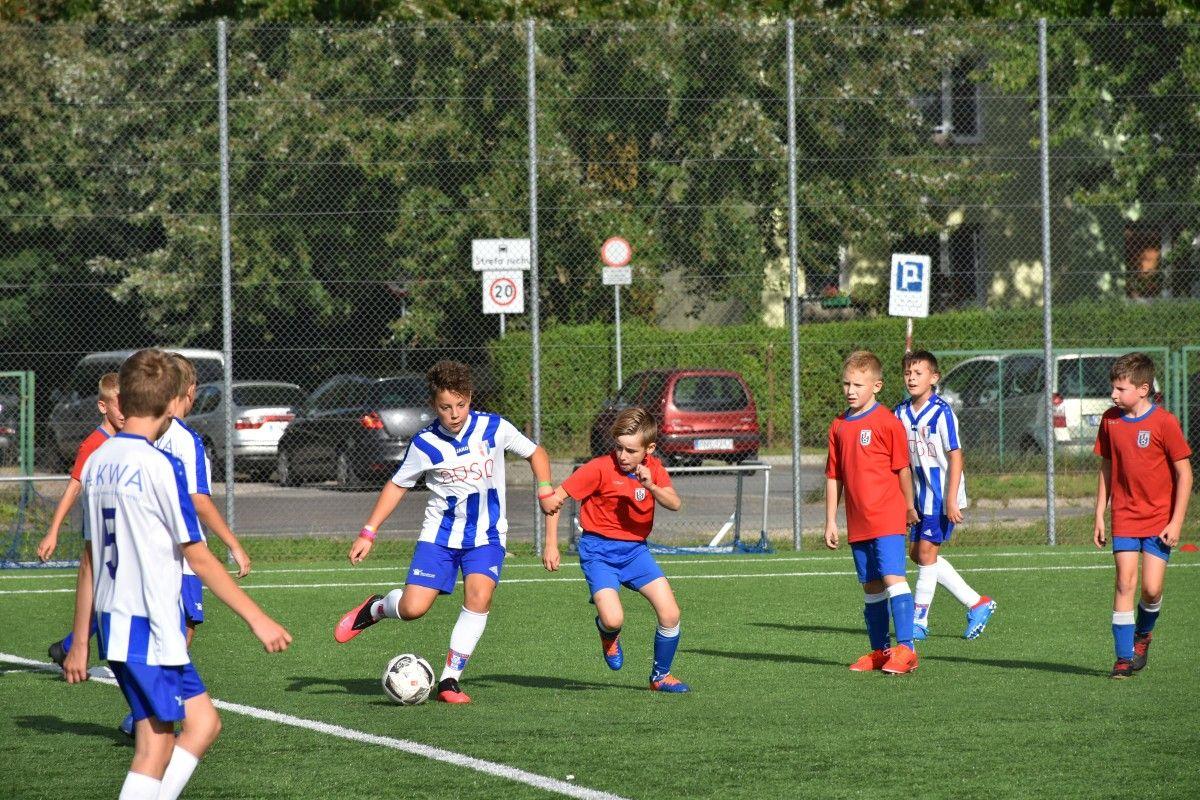 Komplet zwycięstw ligowych Młodzików Polonii