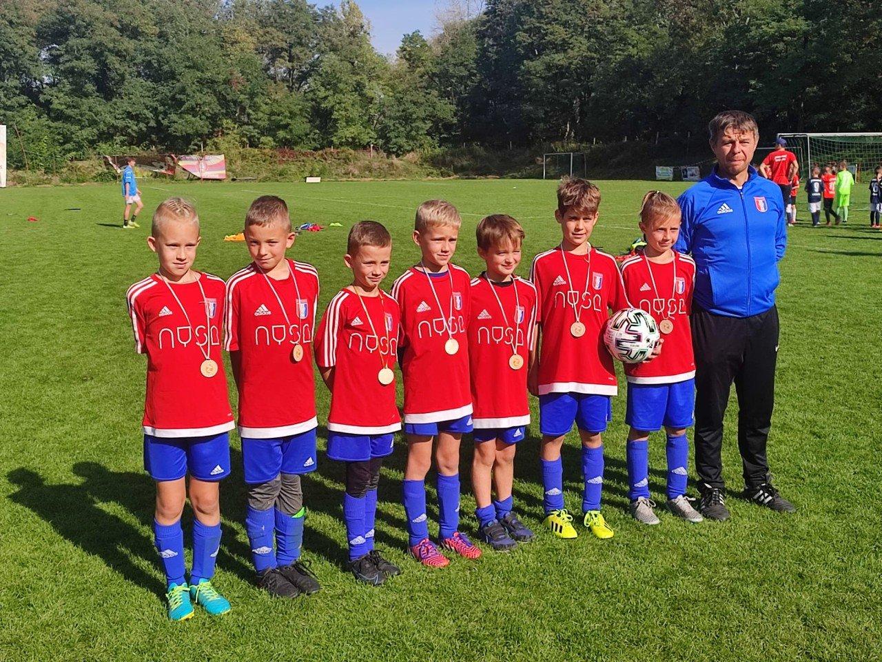 Wrocławska Liga Talentów U9 – 03.10.2021